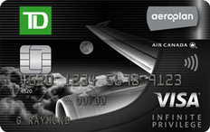 TD Aeroplan Privilege Visa Credit Card Review - GreedyRates | Credit Cards | Scoop.it