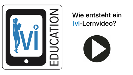 @ivi_unterricht : M. Gummelt, Wie entsteht ein Ivi-Lernvideo? Grundprinzip und Vorgehen - zur Nachahmung empfohlen :-) | Medienbildung | Scoop.it