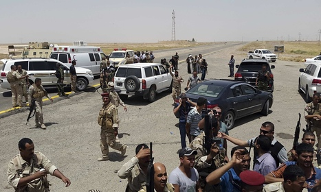 Iran sends troops into Iraq to aid fight against Isis militants - The Guardian | GeoRisk | Scoop.it