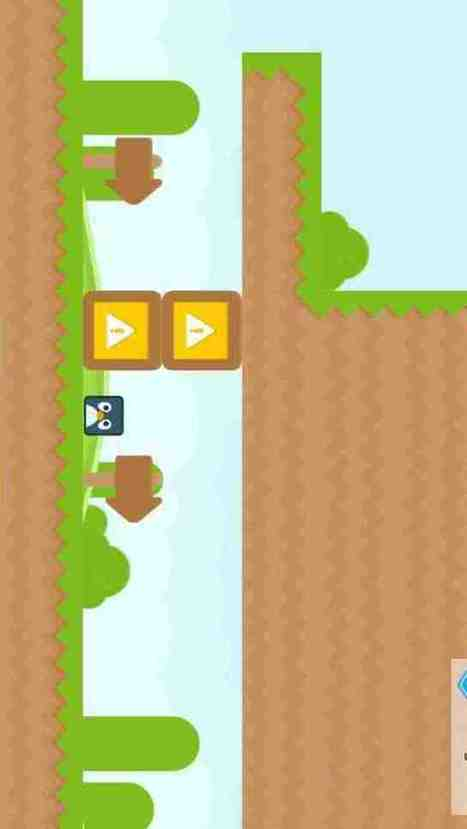 New iPhone Game App - Squares Adventure | Do's and Dont's of Mobile App Marketing | Scoop.it