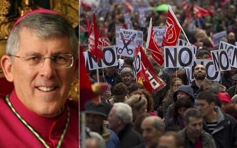 Spanish prelate fears 'mutual hatred' over euro crisis - Telegraph.co.uk | Philosophical wanderings | Scoop.it