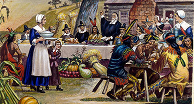 What Was on the Menu at the First Thanksgiving? | Politically Incorrect | Scoop.it