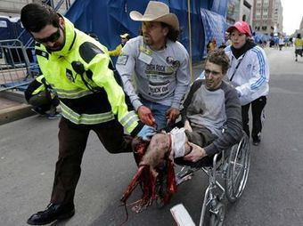 Post #9: Boston Marathon Bombing Timeline | Boston Marathon Bombings 2013 | Scoop.it