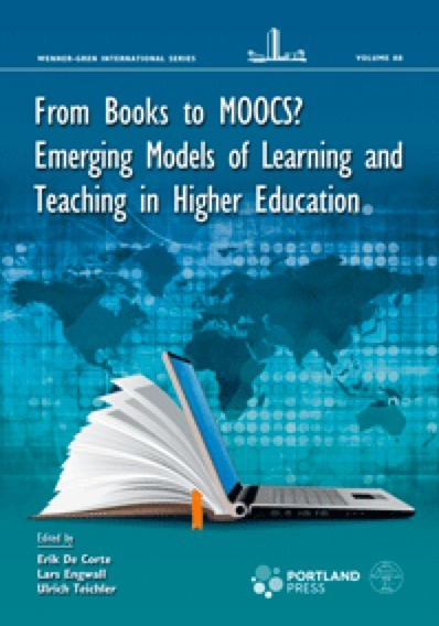 From Books to MOOCs? Emerging Models of Learning and Teaching in Higher Education | Learning Technology News | Scoop.it