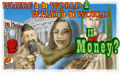 IMF: Where in the World and What in the World Is Money? HOME | Economics | Scoop.it