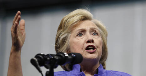 Hillary Clinton walks tightrope on education | cyber-bullying | Scoop.it
