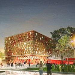 Une nouvelle salle de spectacle BBC et HQE pour le domaine d O   Immobilier tertiaire   Scoop.it