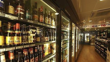 Bottle shops boom in poorer suburbs | Australia's Health | Scoop.it