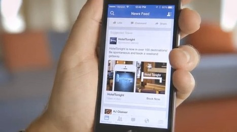 Facebook sees mobile riches in richer app ads | Mobile App Marketing | Scoop.it