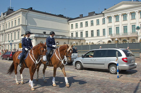 A More Typical Day for the Nordic Police… « Helsinki According to PPusa | Finland | Scoop.it
