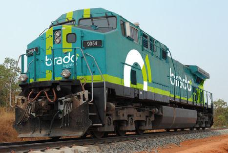 Brasil   Brado logística investe BRL 1,2 bilhões no transporte de contêineres   Rail and Metro News   Scoop.it