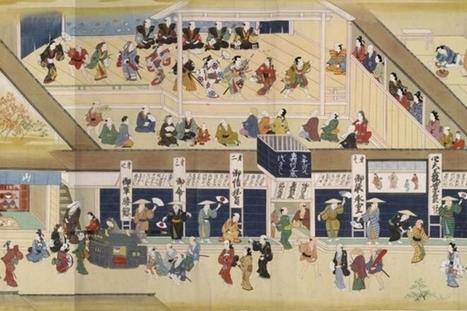 Rare Japanese scroll to go on display after restoration | edinburgh | Scoop.it