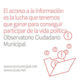 Qué es un OCM | Observatorio Ciudadano Municipal | Participacion 2.0 y TIC | Scoop.it