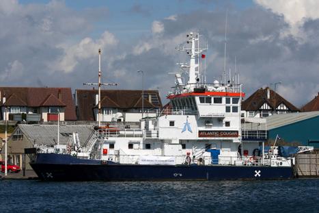 Navires : OPUS MARINE agrandit sa flotte pour le marché allemand - mer-veille.com | EMR | Scoop.it