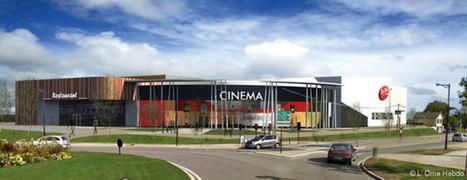 Alençon. Le recours contre le cinéma multiplexe est levé, les travaux à La Re lancés | Le Mag ornais.fr | Scoop.it