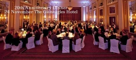 Federation of Chefs Scotland 20th Anniversary Dinner, 24 November 2014, Gleneagl | Study of Food & Wine | Scoop.it