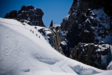 L'Alpine Arc'ademy à l'Aiguille du Midi | ski de randonnée-alpinisme-escalade | Scoop.it