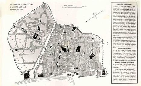 Els gremis a la Barcelona medieval- Sapiens.cat   Nom de la ciutat que hagueu triat Ciutat Medieval   Scoop.it