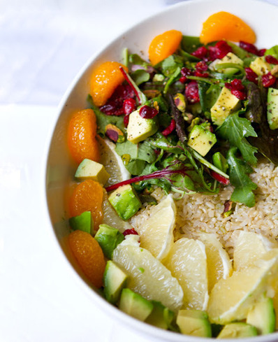 Salad for Breakfast: Green Your AM. Try it! | Healthy Whole Foods | Scoop.it