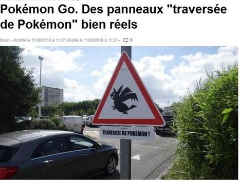 Traversée de Pokémon | Au hasard | Scoop.it
