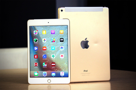 iPad Mini 4 review: A long wait makes for a potent upgrade | GADGETS -and- TECHNOLOGY | Scoop.it
