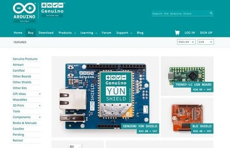 Arduino Create Offers A New One Stop Shop For Makers And Developers | Raspberry Pi | Scoop.it