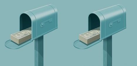 Tout prouve que nous devrions donner gratuitement de l'argent à tout le monde | Changement | Scoop.it