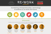 European RE.WORK summit aims to solve future problems through emerging tech - GigaOM | The Future of Work | Scoop.it