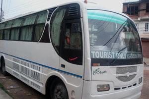 Bus Ticket  Pokhara, Chitwan and Kathmandu   Adventure Trekking in nepal   Scoop.it