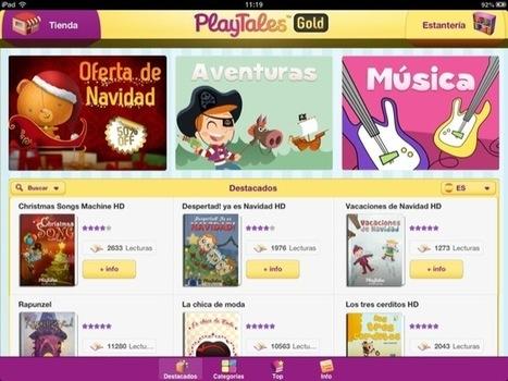 Playtales es una tienda de libros pensada para fomentar el desarrollo intelectual y creativo de los niños | Lectura infantil | Scoop.it