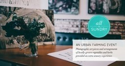Vancouver Event Planner | Urban Farming | Vertical Farm - Food Factory | Scoop.it