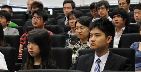 Chine : Pas assez d'étudiants dans les facs ! | Higher Education and academic research | Scoop.it