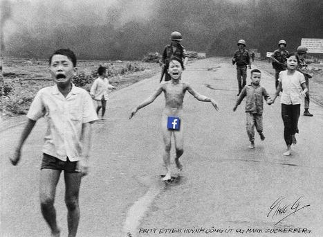 Facebook revient sur sa décision de censurer la photo de la petite fille au napalm | Images fixes et animées - Clemi Montpellier | Scoop.it