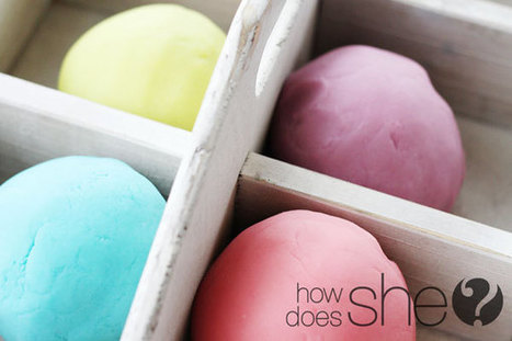 The worlds best play dough | There's no place like home! | Scoop.it