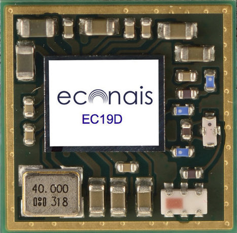 eConais WiSmart EC19D is an 8x8mm Wi-Fi Module for the Internet of Things | Embedded Systems News | Scoop.it