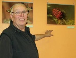 Tournefeuille. Il photographie les insectes menacés | Actualités Photographie | Scoop.it