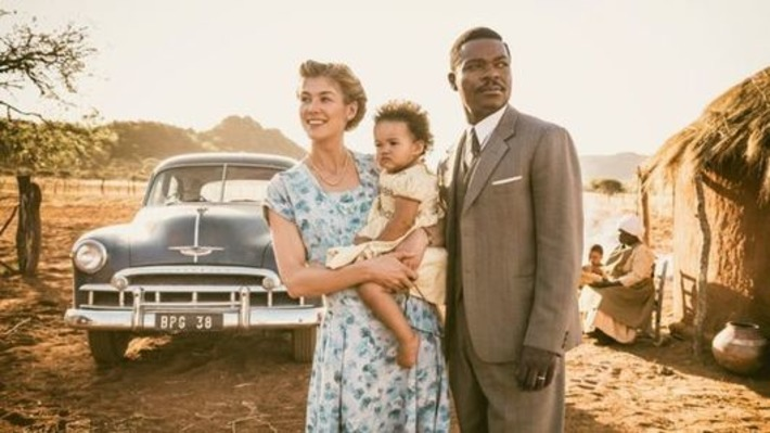 A United Kingdom: The interracial marriage that made front page news | BBC | Kiosque du monde : Afrique | Scoop.it