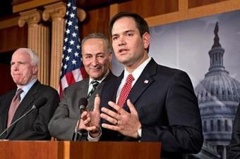 Marco Rubio's Immagration Performance | Talking Politics | Immagration like a boss | Scoop.it