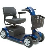 !! Best Price Pride Mobility VICTORY9 4 Wheel Scooter Vipor Blue ... | Mobility | Scoop.it