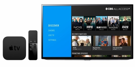 CBS plans to bring All Access service to Apple TV, other platforms in the near ... - 9 to 5 Mac (blog) | Richard Kastelein on Second Screen, Social TV, Connected TV, Transmedia and Future of TV | Scoop.it