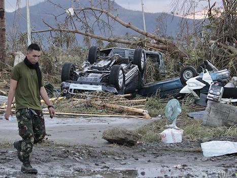 Typhoon Haiyan: Officials fear death toll could reach 10,000 | Digital-News on Scoop.it today | Scoop.it