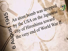 Today in history - 6August 1945 An atom bomb was dropped by the USA on the Japanese city of Hiroshima toward the very end of World War II.  - Harunyahya.com | SCIENCE & FACTS | Scoop.it