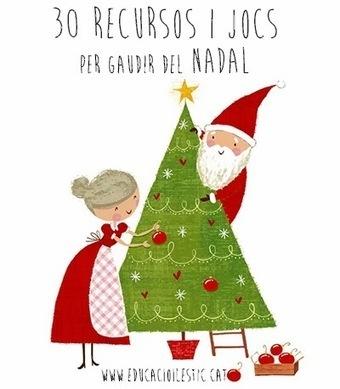 Educació i les TIC: 30 recursos i jocs per gaudir del Nadal   TIC a l'escola   Scoop.it