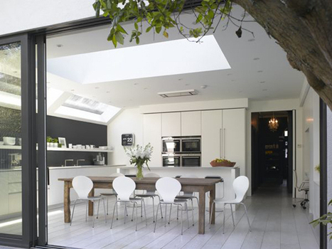 Kitchen extensions and side returns - guest post by Phil Spencer - Rated People Blog | Nolte kitchens | Scoop.it