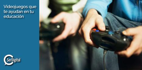 Videojuegos que te ayudan en tu educación - serdigital | Videojuegos y matemáticas | Scoop.it