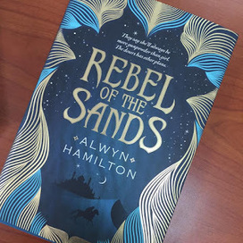 Book Review: Rebel of the Sands | The Reading Librarian | Scoop.it