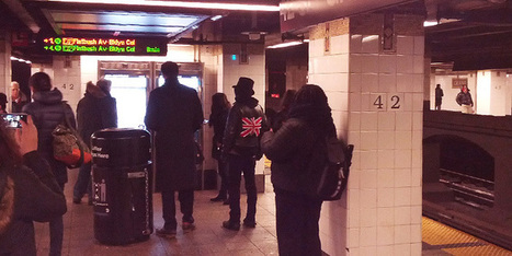 Control Group | New York City MTA: On The Go Interactive Wayfinding Kiosks | izim-news | Scoop.it