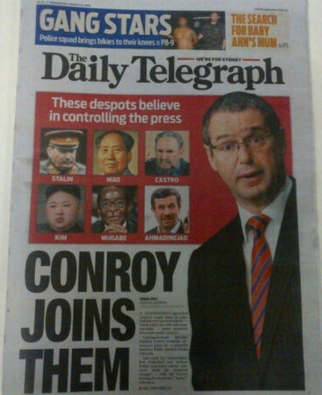 Media finally fighting government corruption | T W A W K I | Australian Government and Corruption | Scoop.it
