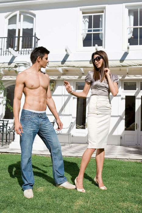 """The Best and Worst Ways to """"Rent a Gent"""", a New Service Offered in New York   Bellafuny   Scoop.it"""