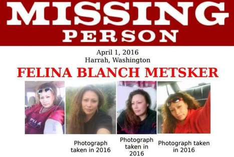 FBI Offers $10,000 Reward for Information about Missing Native Woman in Washington State | Native America | Scoop.it